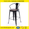 Bar Furniture Classic American Metal High Bar Chair