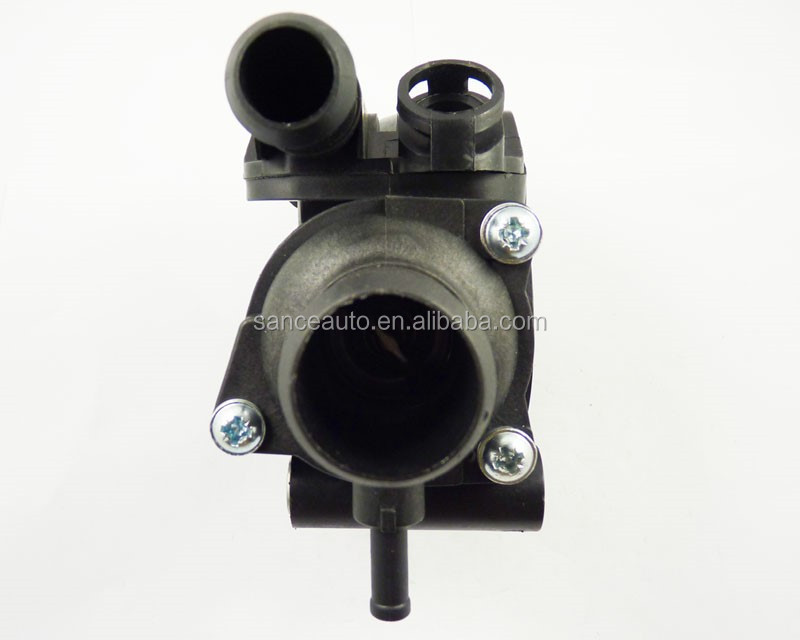 Digital Thermostat Assy Water Outlet For 01 04 Ford Escape