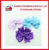 wholesale Grosgrain Ribbon Hair Bows Baby Girl Hairbow with clip for Hair Accessories