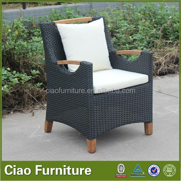 Meubles de jardin en teck chaise et table pour café en tunisie