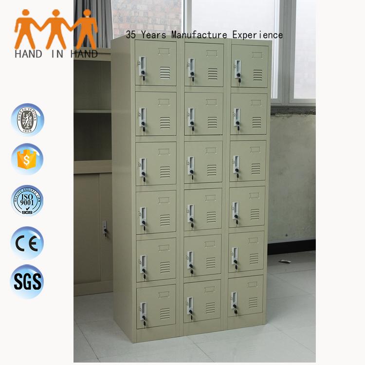 Handinhand 3l-b6 18doors Metal Almirah/ Storage Cabinet/locker,Kd ...