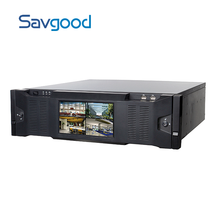NVR616D-64-4KS2 Dahua Ultra 64channels 16HDDs Max 12mp resolution smart tracking face detection supported cctv dahua NVR