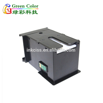 Ink Maintenance Box For Epson T6711 Compatible  Wf-3640dtwf/wf-7110dtw/wf-7610dwf/wf-7620dtwf - Buy Wf-7610 Wf-7620 Waste  Ink Tank With Arc Chip,T6711