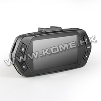radar detector car dvr camera with WDR function