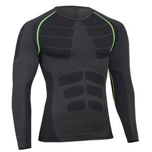 Men's Workout Fitness Sports Running Yoga Athletic Shirts Quick Dry Tops Clothing