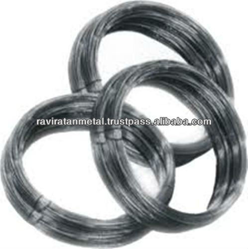 Stainless Steel Gauge GI Wire