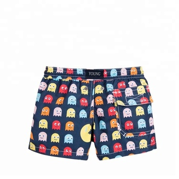 Youngstyle Kids Swimwear Trunks Boys Swim Shorts Wholesale