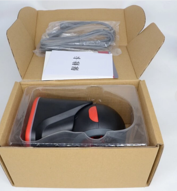 Ease to use omnidirectional 1d laser  barcode scanner syble XB-3080