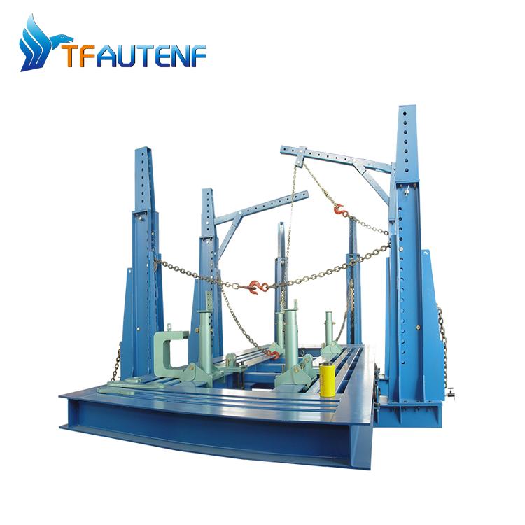 China-Lieferant Karosseriereparaturwerkstatt / Auto-Rahmenmaschine