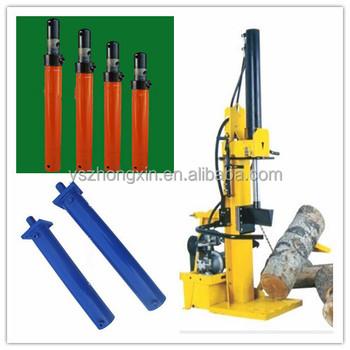 Log Splitter Hydraulic Cylinder Push Pull Repair