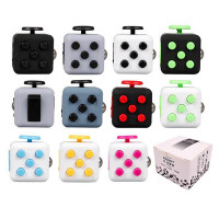 wholesale anti stress cube, original 33mm fidget cube toy