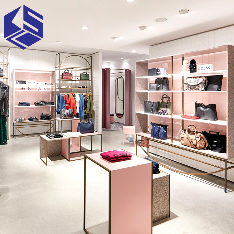 Garment Small Retail Ladies Clothes Shop Design Department Clothing Store Furniture View Shop Design Ksl Product Details From Foshan Kai Shine Loong Decoration Design Engineering Co Ltd On Alibaba Com