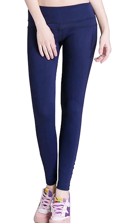 Alisa.Sonya Solid Women's Sport Yoga Legging