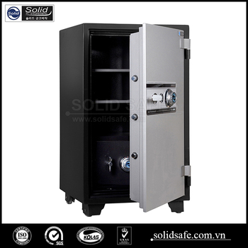 Ksg 4500 260 1 Hour Fire Resistant Certificate Safe Fireproof Office View Security Dual Solid Product Details From Toan Gia Engineering