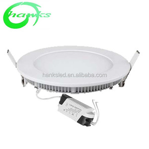 OEM surface mounted led panel light IP44 High quality High brightness 4000K 2835SMD Round 18W LED Ceiling