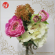 SFB32005 Faux artificial accessaries vase flower in fake water table arrangement silk pot flowers