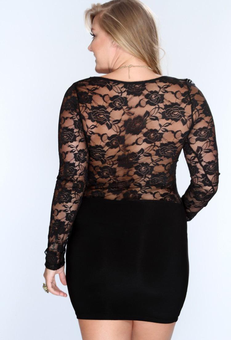 Wholesale Plus Size Club Dresses – DACC