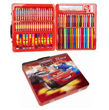88 pcs Stationery kit [Racing car]