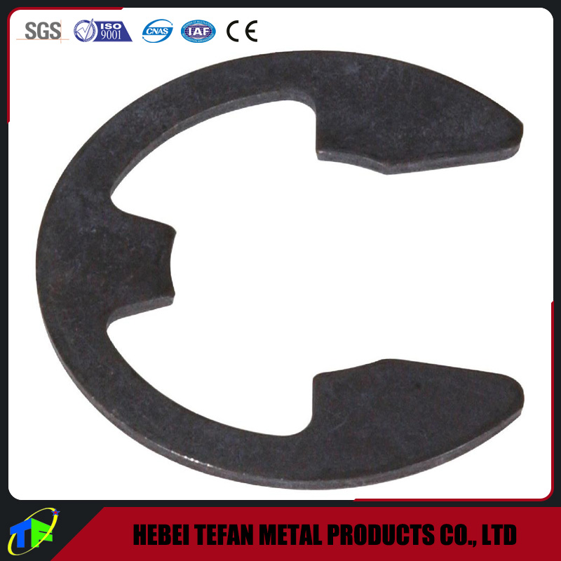 OEM Black Retaining Metal Steel E Clip