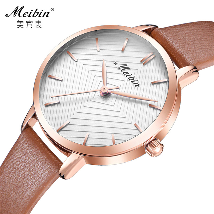 MEIBIN 1063 2019 latest luxury hot sale alloy case <strong>wrist</strong> <strong>watch</strong> <strong>women</strong> fashion quartz <strong>watch</strong> <strong>for</strong> lady