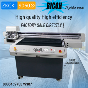 9060 size Digital EVA sheet printer printer for plastic sheetsmetalprinting machine
