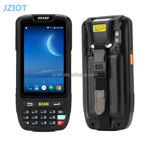Handheld pda with display android barcode scanner pda Mobile Computer Data Collection Rugged Smartphone