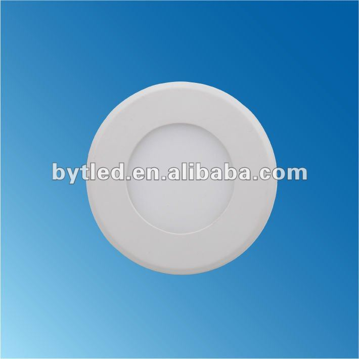 mini 3W LED panel light (D100*4mm)