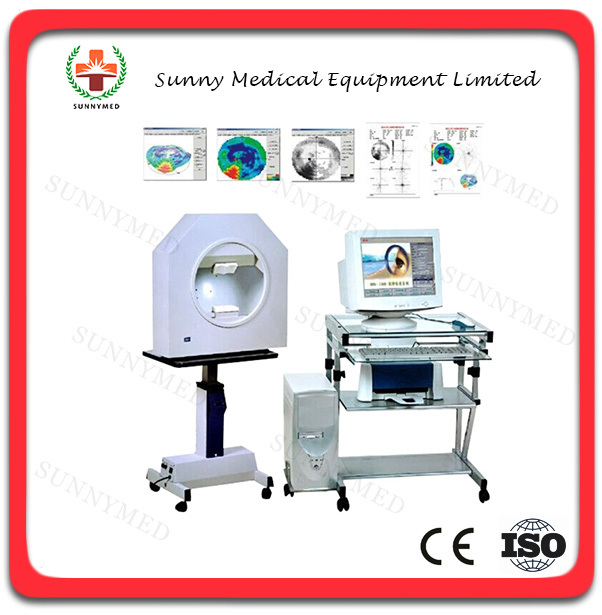 SY-V019 medical visual field analyser Projection perimeter Ophthalmic equipment visual field Perimeter