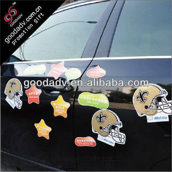Custom Car Magnets Decorative Gifts Car Door Magnet Sticker Buy