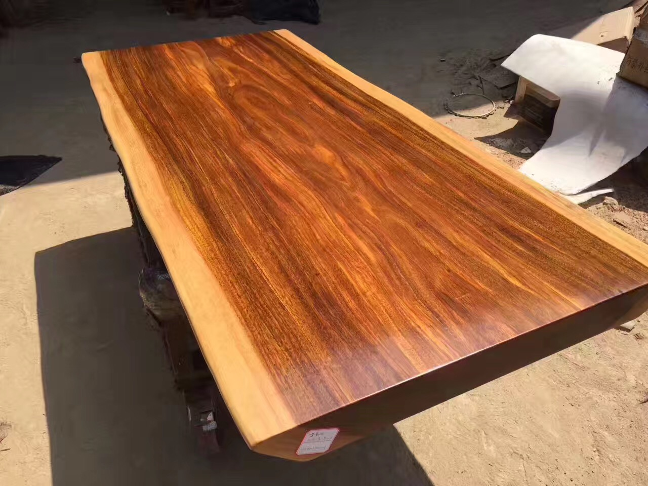 Wood Slab Desk, Wood Slab Desk Suppliers And Manufacturers At Alibaba.com