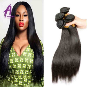 Wholesale Paypal Accept No Damage Full Cuticle Brazilian 3 Bundles Hair Weaving