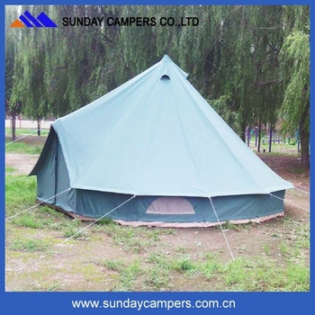 Big family tent tent lodge c&ing equipment canvas tent & Big Family Tent Tent Lodge Camping Equipment Canvas Tent - Buy Big ...