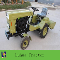 Good Quality Supply 12HP Mini farm Tractor price with Trailer