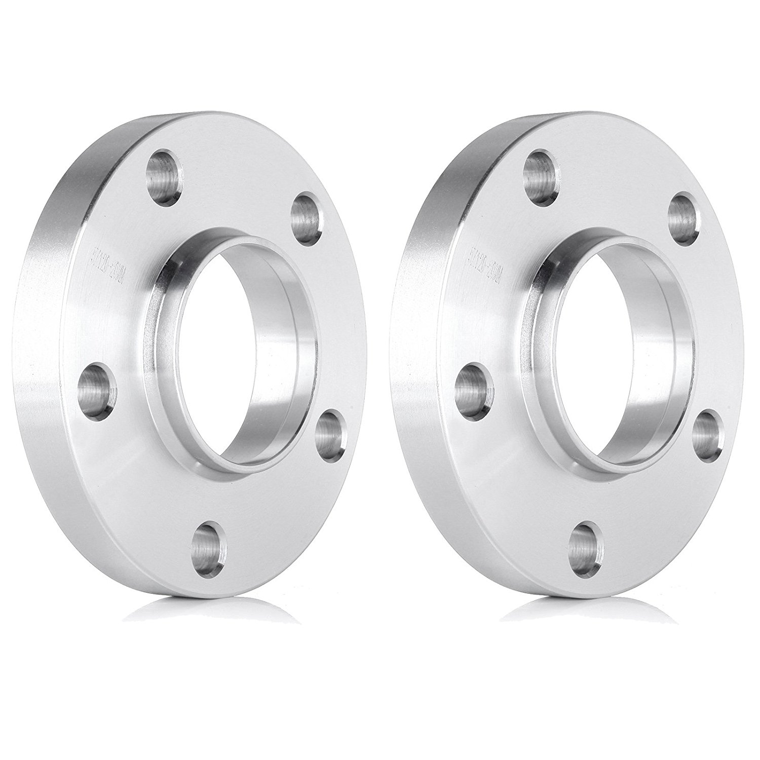 ECCPP 2PCS 20mm thick 5x120mm(72.56) Hub Centric Wheel Spacers Staggered Kit for BMW 1 2 3 4 5 6 7 8 SERIES 1998 1999 2000 2001 2002 Z3 M-COUPE/ROADSTER With Lug Bolts(12x1.5)