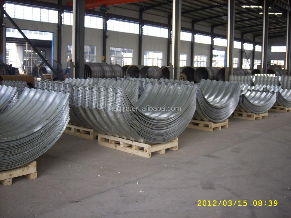 Corrugated Metal Culvert Fittings Amp Accessories At Menards