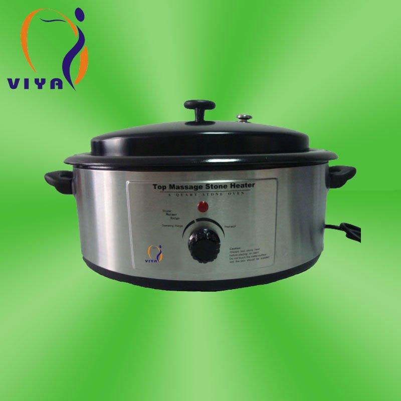 Vy-6q Professional Massage Hot Stone Heater Beauty Machine ...