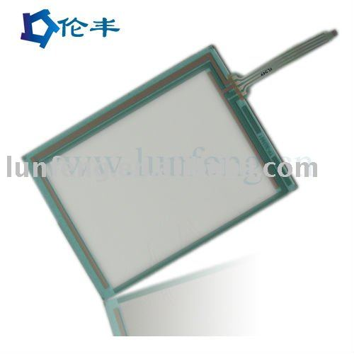 4 Wire Resistive Touch Screen for laptop