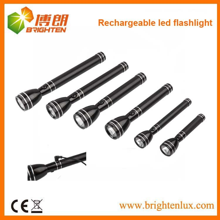 Geepas rechargeable led flashlight price list, safety