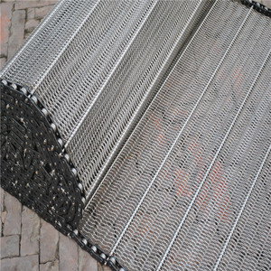 Advanced Design 304L Stainless Steel Wire Mesh Conveyor Belt