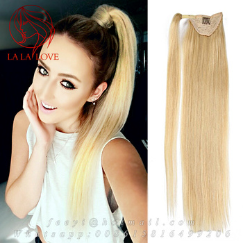 Remy human hair ponytail extensions gallery hair extension clip in remy human hair ponytail extensions 613 light blonde long clip in remy human hair pmusecretfo Image collections