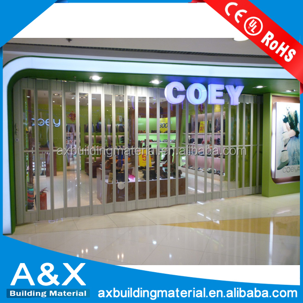 Front Shop Folding Door Wholesale, Folding Door Suppliers - Alibaba