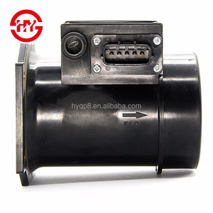 China supplier auto parts MAF Mass Air Flow Sensor/Meter for Japanese Car D21 OE AFH55M-12