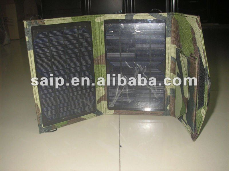 7W~120W Hiking&Camping Solar Package for Power Supply