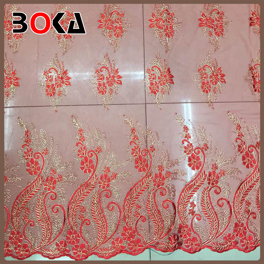Hot selling polished cotton fabric for new princess dress BK-FB291