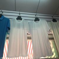 0.9 USD Wholesale Cotton Pure White Color M-XXXL Round Neck Men T Shirt /White t-shirt (gdzw040)