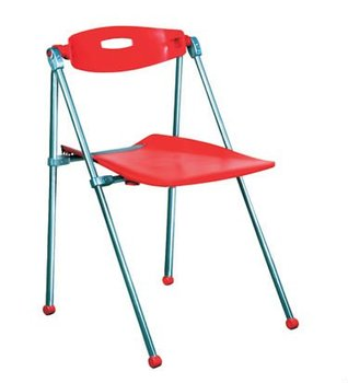 Telescoping Folding Chair