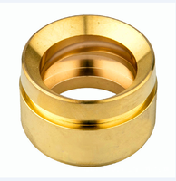 China product brass cnc parts with metal machining parts