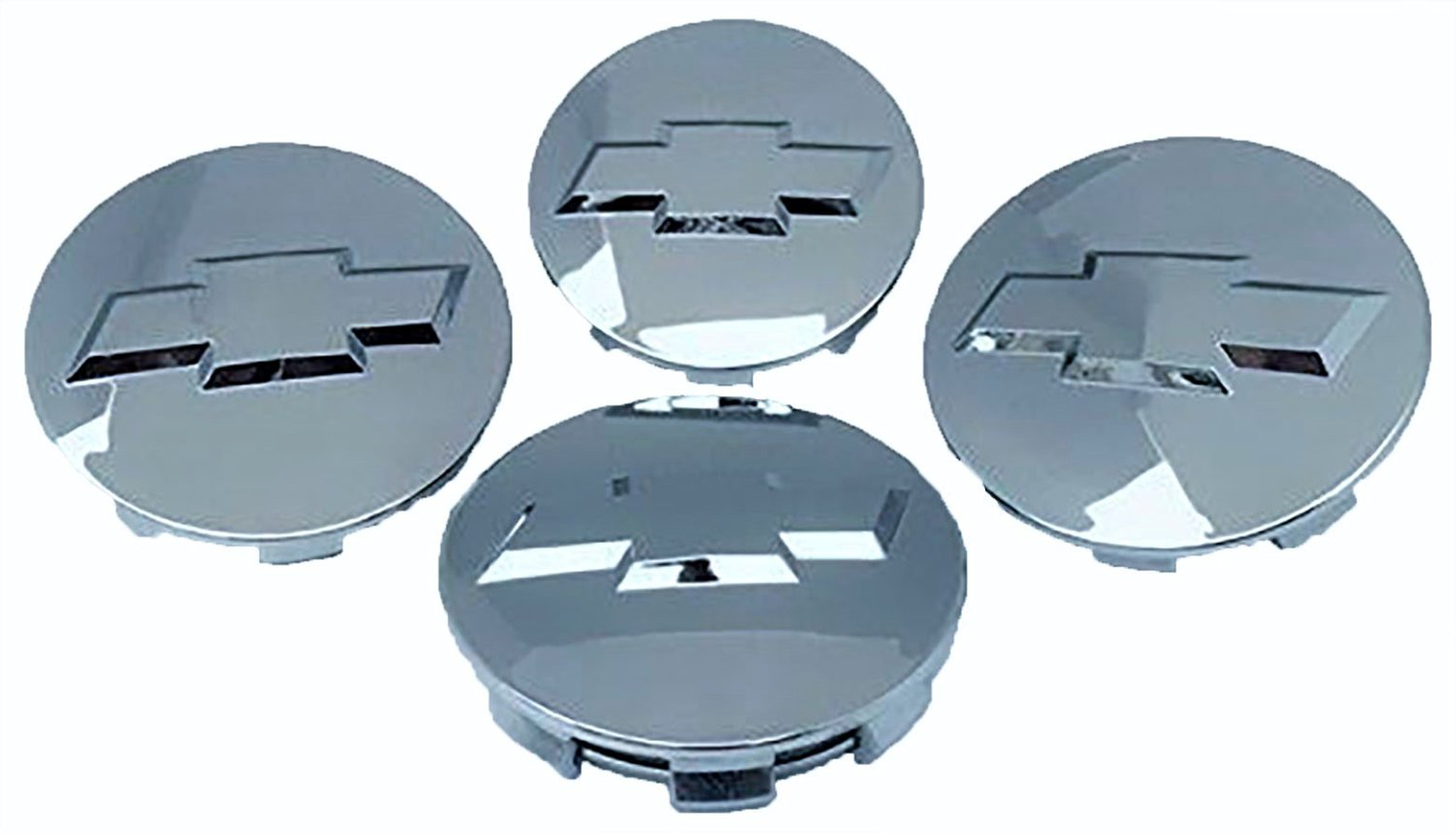 Chevy Center Caps fit 2005-2013 set of (4) Chrome