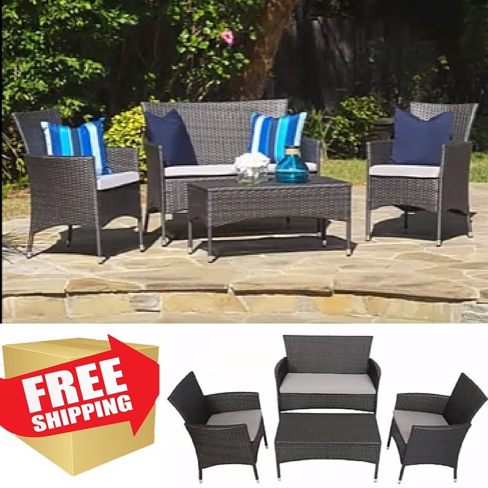 Buy Patio Furniture Dining Sets Outdoor Patio Furniture Sets Deep