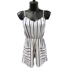 High Fashion <span class=keywords><strong>Mouwloze</strong></span> O-hals <span class=keywords><strong>Jumpsuit</strong></span> Made In Italië